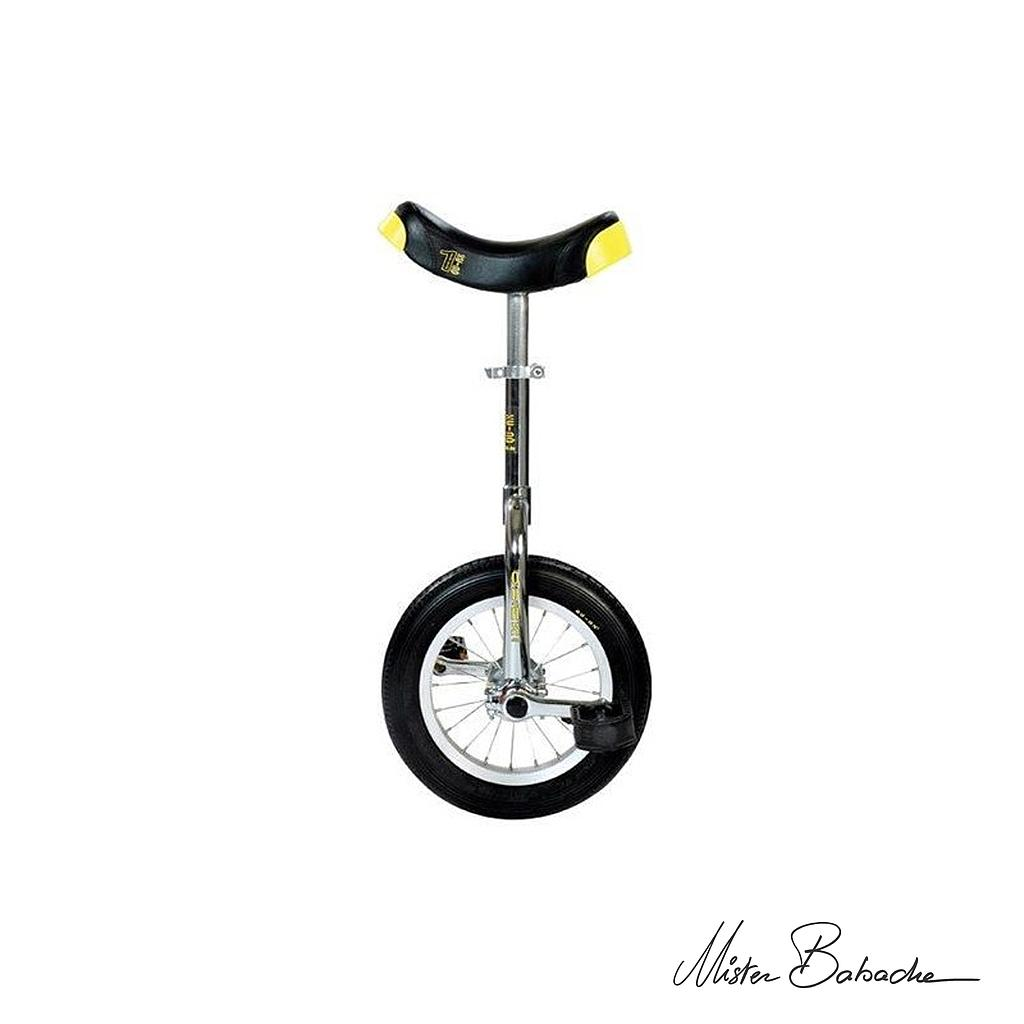 Monocycle QU-AX Luxus Mini 12' - chrome