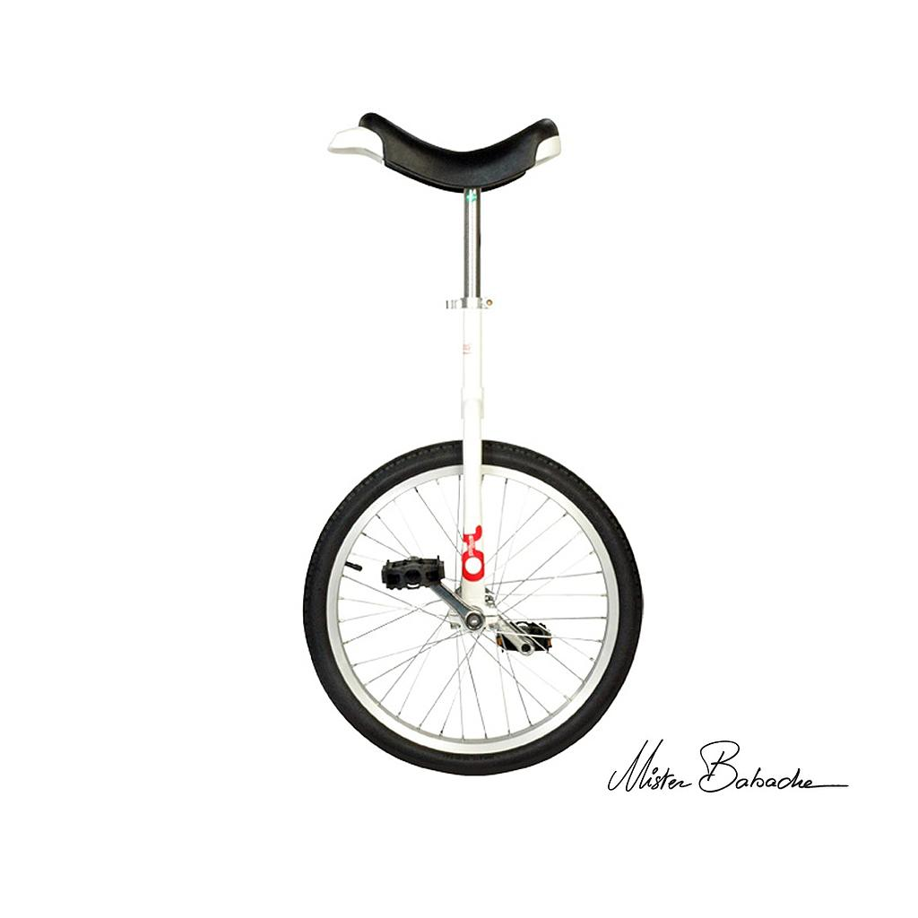 Monocycle ONLY ONE 20' - blanc