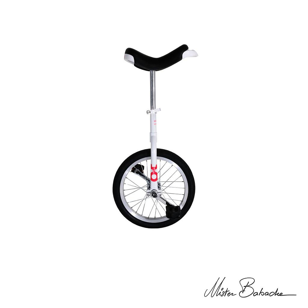 Monocycle ONLY ONE 16' - blanc