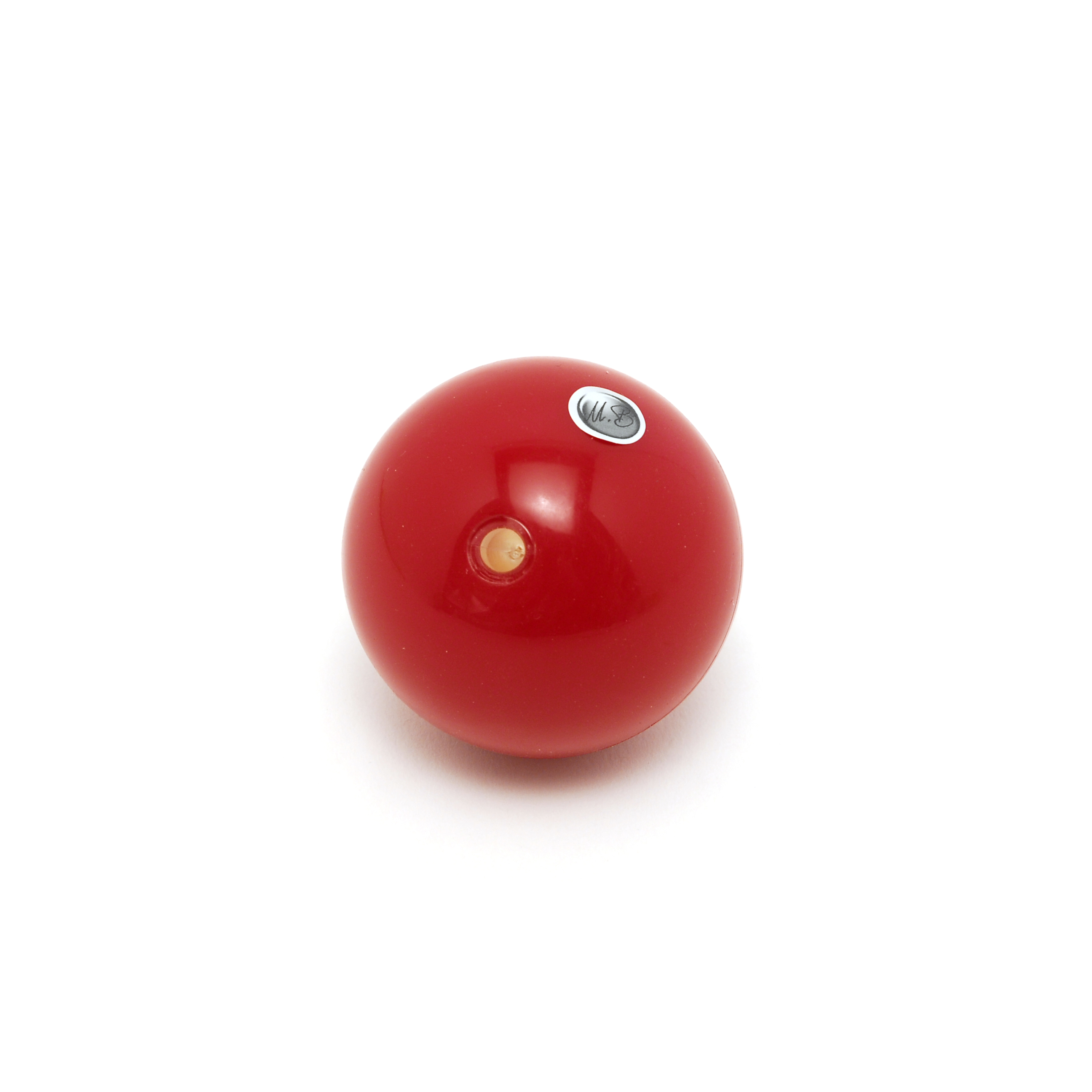Balle BUBBLE - 69 mm Red