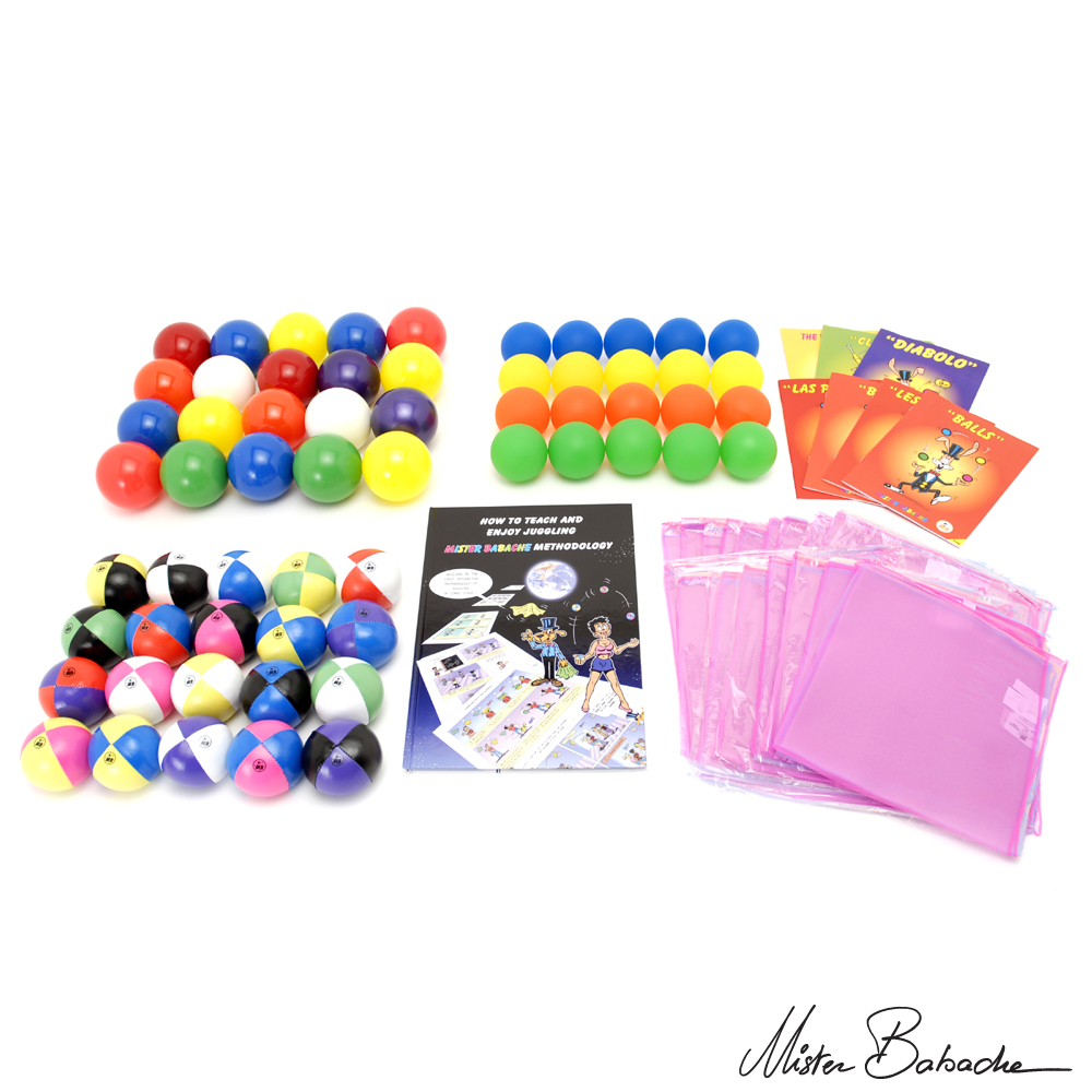 Kit school A - for 10 persons