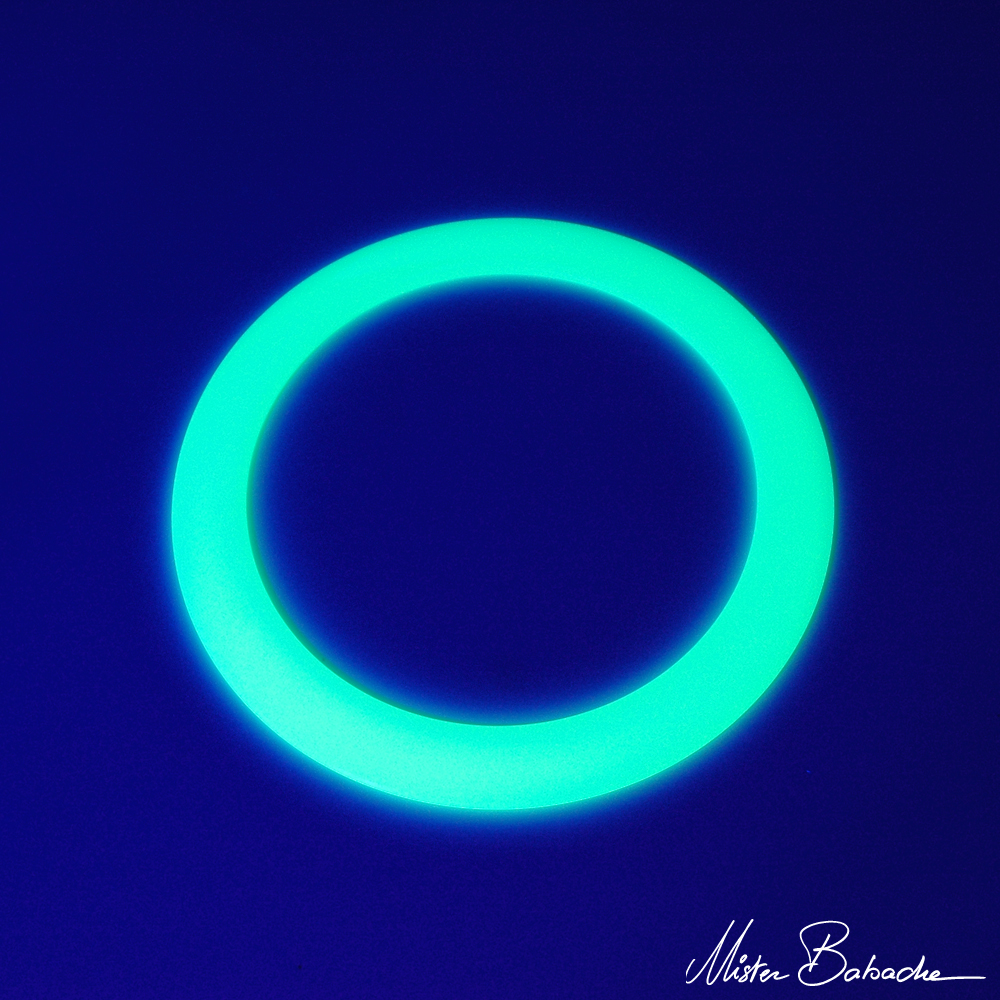 Ring Windring - 32.5 cm - glow in the dark