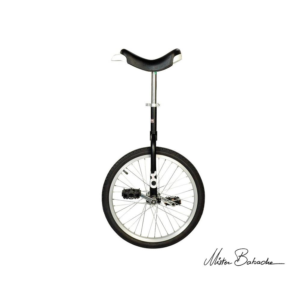 Unicycle ONLY ONE 20' - black