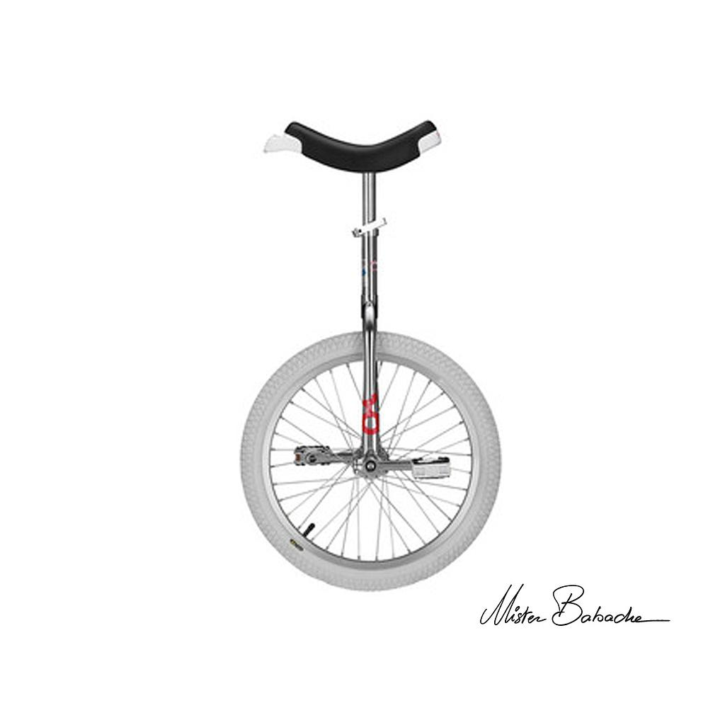 Unicycle ONLY ONE 20' - chrome