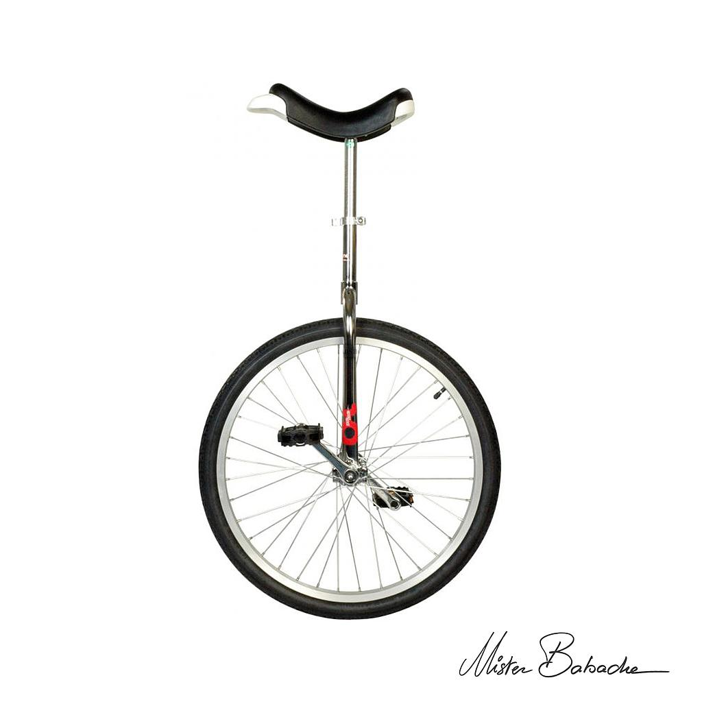 Unicycle ONLY ONE 24' - black