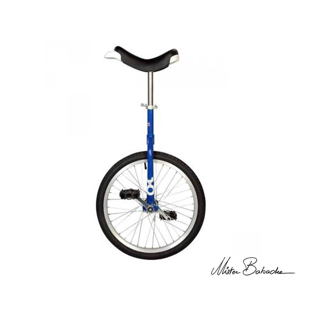 Unicycle ONLY ONE 20' - blue