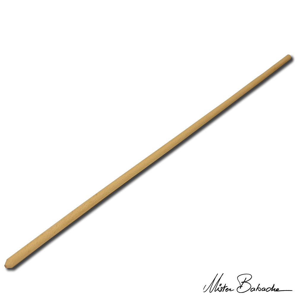 Stick for spinning plate - wood (beech)